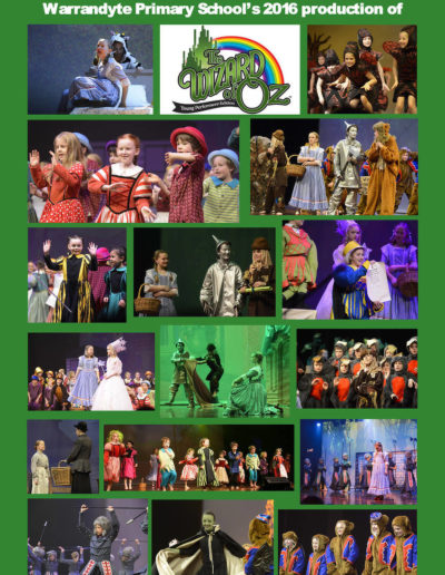WPS 2016 Wizard of Oz photo board 3