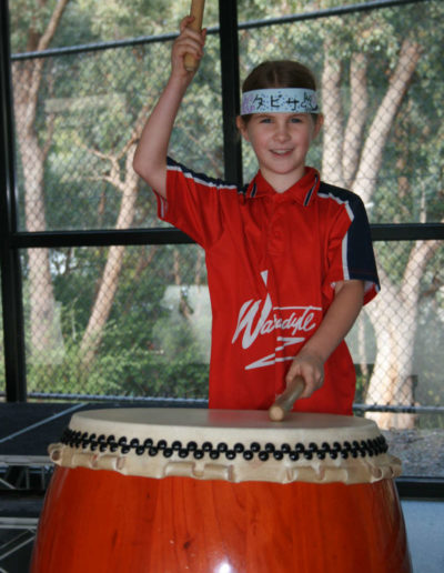 japanese-drumming-warrandyte-primary-school