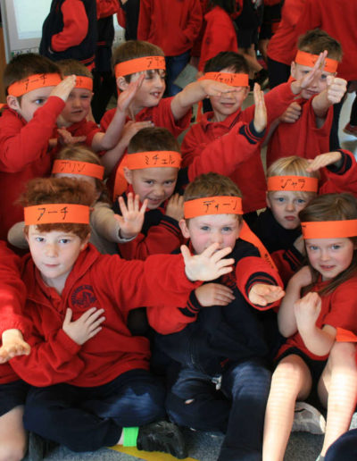 japanese-headbands-warrandyte-primary-school
