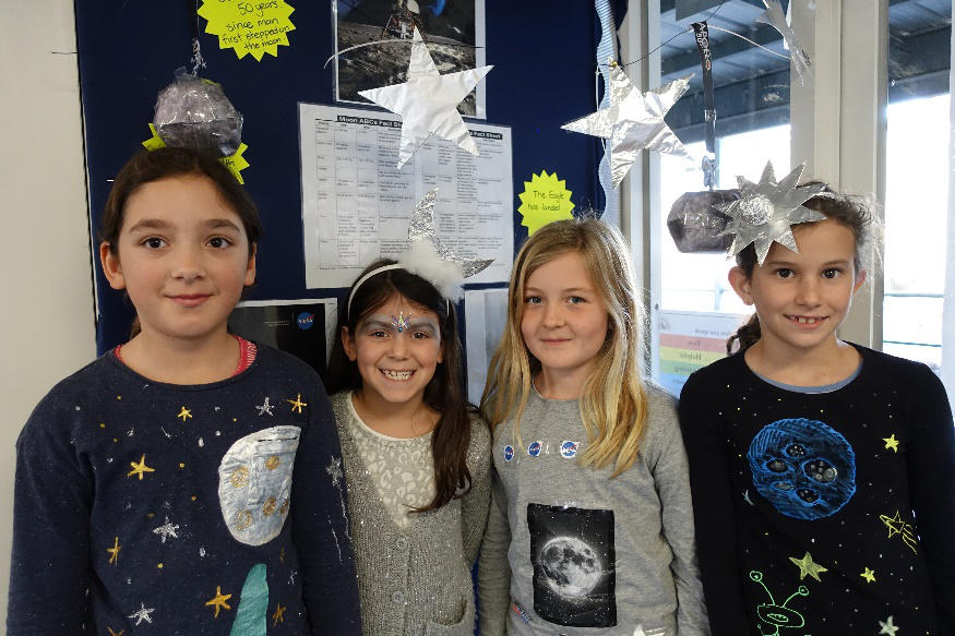 Warrandyte Primary School Went to the Moon