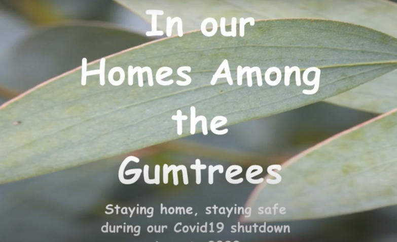 Home Among the Gumtrees during Remote Learning